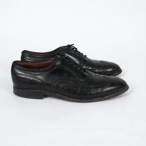 Allen Edmonds McAllister Wingtip Dress Shoes 11 D